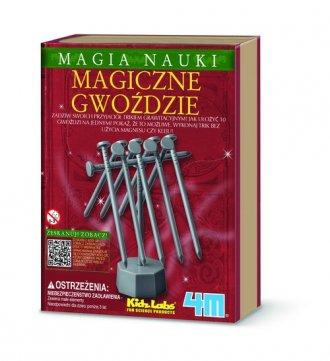 Magia nauki. Magiczne gwoździe - zdjęcie zabawki, gry