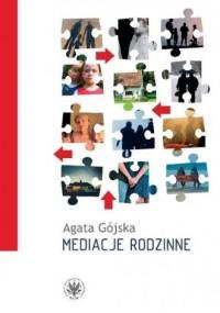 Mediacje rodzinne - okładka książki