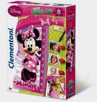 Minnie (puzzle maxi, miarka 30-elem.) - zdjęcie zabawki, gry
