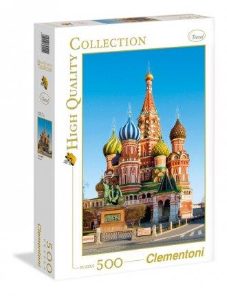 Moscow (puzzle 500-elem.) - zdjęcie zabawki, gry