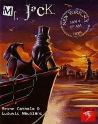 Mr. Jack in New York - zdjęcie zabawki, gry