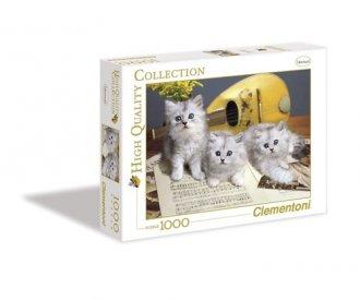 Musican Cats (puzzle 1000-elem.) - zdjęcie zabawki, gry
