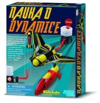 Nauka o dynamice - zdjęcie zabawki, gry