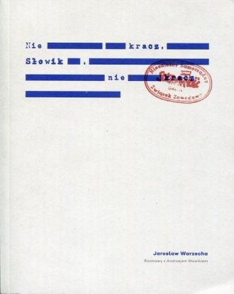 Nie kracz, Słowik, nie kracz - okładka książki