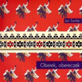 Oberek, obereczek - okładka książki