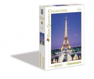 Paris (puzzle 1000-elem.) - zdjęcie zabawki, gry
