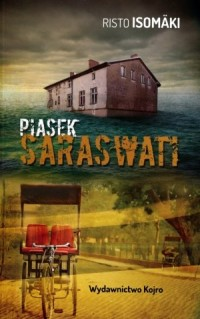 Piasek Saraswati - okładka książki