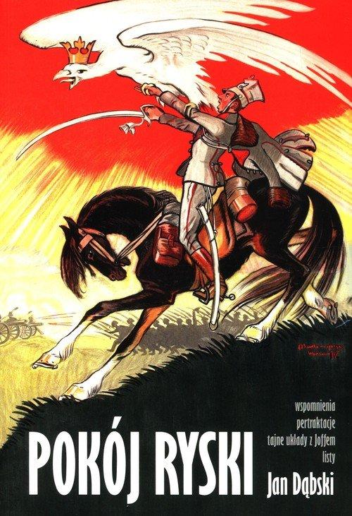 Pokój Ryski - okładka książki