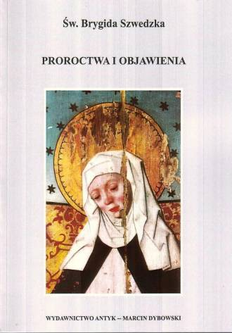 Proroctwa i objawienia - okładka książki