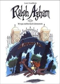 Ralph Azham 5. Wyspa niebieskich demonów - okładka książki