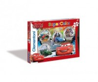 Samochody (puzzle 104-elem.) - zdjęcie zabawki, gry