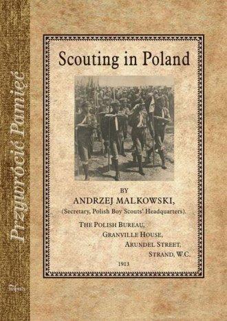 Scouting in Poland - okładka książki