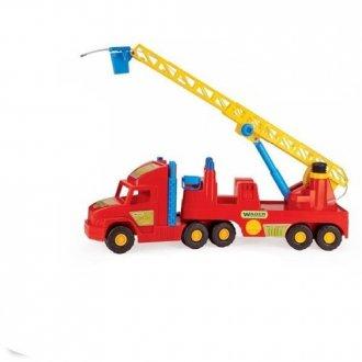 Super Truck. Straż Pożarna - zdjęcie zabawki, gry