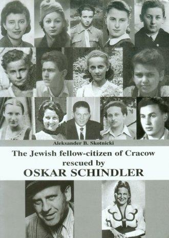The Jewish fellow-citizen of Cracow - okładka książki