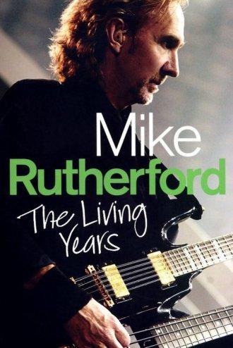 The Living Years - okładka książki
