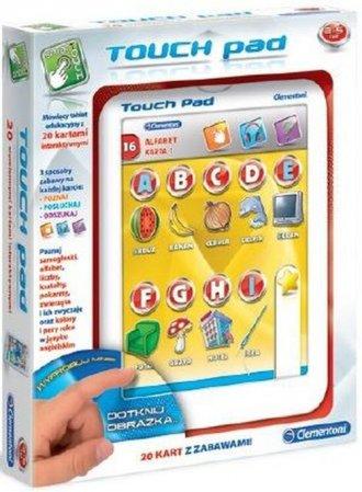 Touch pad - zdjęcie zabawki, gry