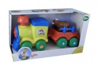 ABC pociąg do ciągnięcia - zdjęcie zabawki, gry