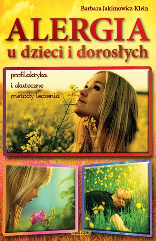 Alergia u dzieci i dorosłych. Profilaktyka - okładka książki