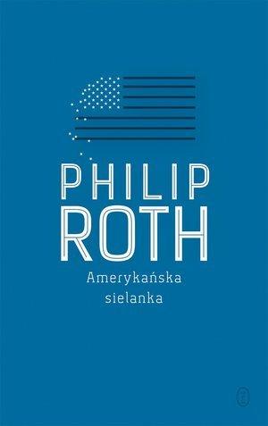 Amerykańska sielanka - okładka książki