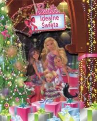 Barbie. Idealne Święta - okładka książki