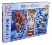 Big Hero 6 (puzzle 104-elem.) - zdjęcie zabawki, gry