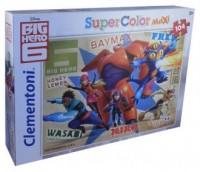 Big Hero 6 (puzzle maxi 104-elem.) - zdjęcie zabawki, gry
