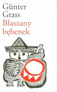 Blaszany bębenek - okładka książki
