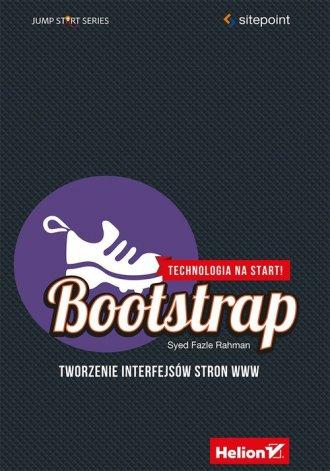 Bootstrap. Tworzenie interfejsów - okładka książki