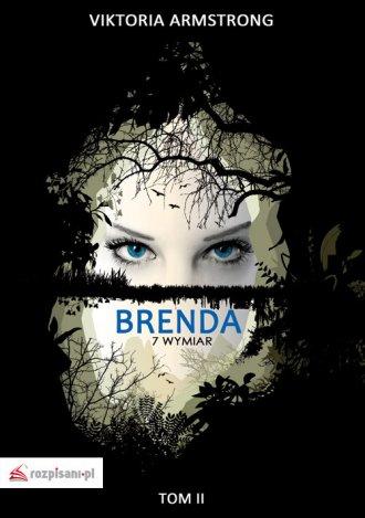 Brenda. 7 wymiar - okładka książki