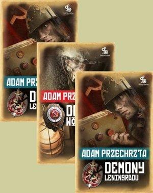 Cykl wojenny. Demony Leningradu - okładka książki
