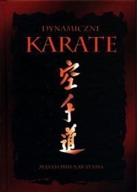 Dynamiczne karate - okładka książki