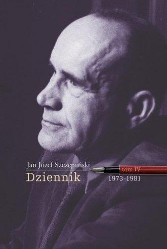 Dziennik. Tom IV. 1973-1981 - okładka książki