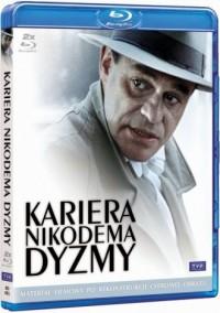 Kariera Nikodema Dyzmy (Blu-ray) - okładka filmu