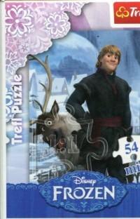 Krzysztof (puzzle mini 54-elem.) - zdjęcie zabawki, gry