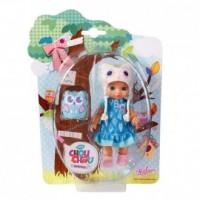 Laleczka Mini Chou Chou Birdies (niebieska) - zdjęcie zabawki, gry