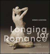 Longing for Romance. Britosh Historical - okładka książki