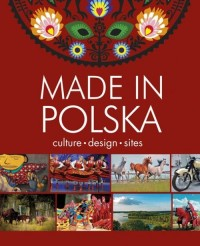 Made in Poland. Culture - design - okładka książki