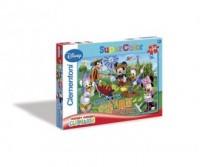 Mickey Mouse (puzzle 104-elem.) - zdjęcie zabawki, gry