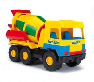 Middle Truck. Betoniarka - zdjęcie zabawki, gry