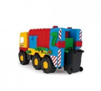 Middle Truck. Śmieciarka - zdjęcie zabawki, gry