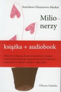 Milionerzy. KSIĄŻKA + AUDIOBOOK - okładka książki