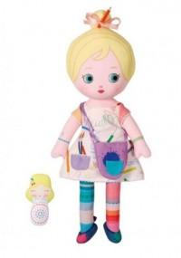 Mooshka lalka szmacianka Ina - zdjęcie zabawki, gry