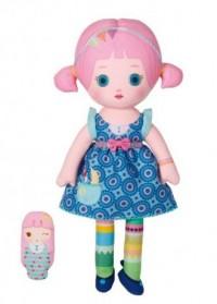 Mooshka lalka szmacianka Sonia - zdjęcie zabawki, gry