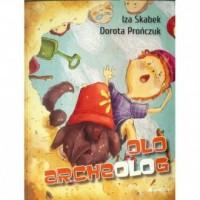 Olo archeolog - okładka książki