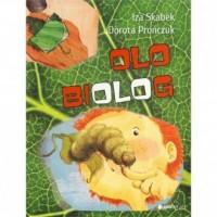 Olo biolog - okładka książki