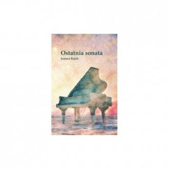 Ostatnia sonata - okładka książki