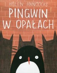 Pingwin w opałach - okładka książki