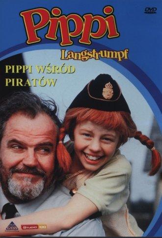Pippi Langstrumpf. Pippi wśród - okładka filmu