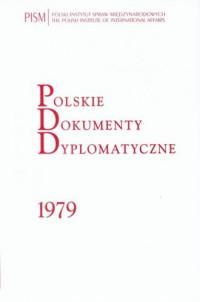 Polskie Dokumenty Dyplomatyczne 1979 - okładka książki
