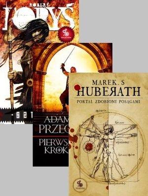 Portal zdobiony posągami / Pierwszy - okładka książki
